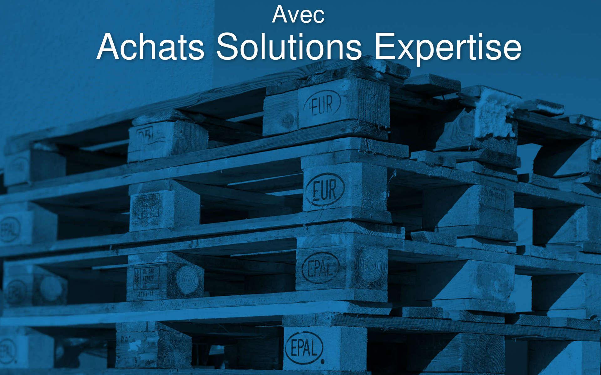 Avec Achats Solutions Expertise, Stratégie Achat Supply Chain à Strasbourg, en Alsace, en Lorraine et sur Paris